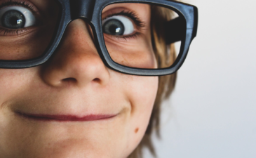This Healthy Vision Month, dig deeper in children's vision issues