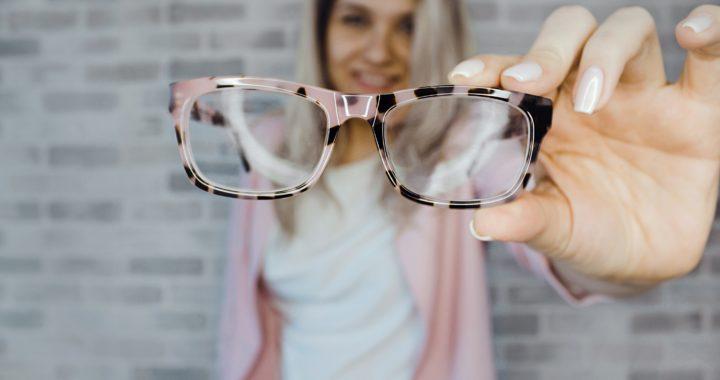 Optometry business eyewear
