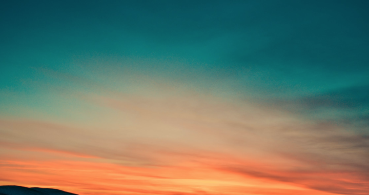 picture of a sunset